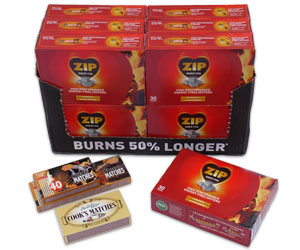zip firelighters