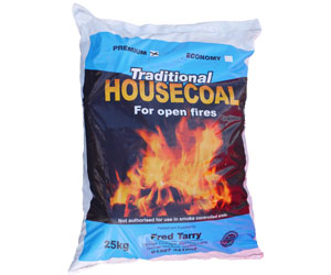Premium House Coal for open fires
